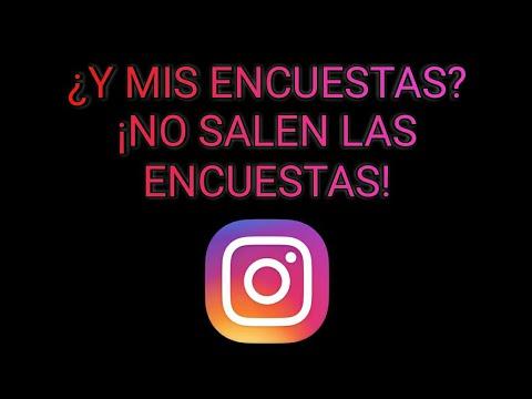 Problema con #Instagram (No salen las #encuestas / No sale #SuperZoom / No salen los #gifs) Solucion