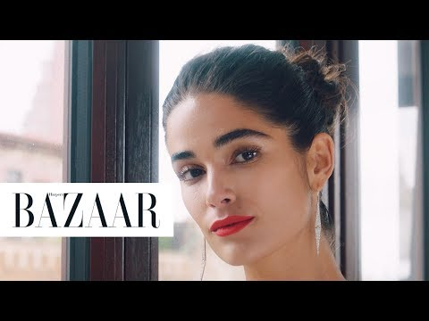 How to Master the New Updo | Harper's Bazaar + Dyson Supersonic™