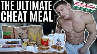 THE ULTIMATE CHEAT MEAL | Bodybuilder vs Epic Cheat Day