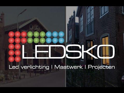 Beleving door projecten met Led verlichting - Ledsko Ledverlichting ...