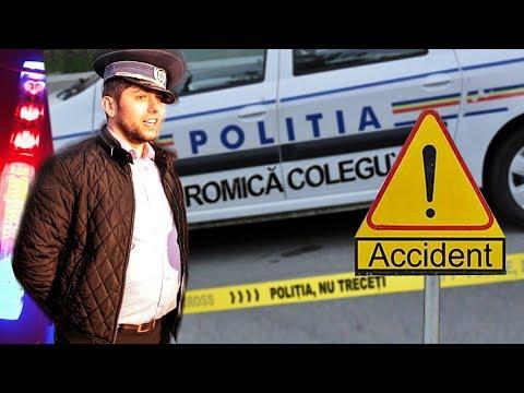 ROMICĂ COLEGU : ACCIDENTUL #3Chestii