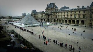 3 Days In Paris, France - 2 - City Tour & the Louvre