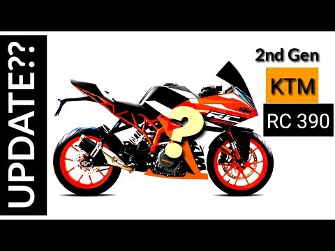nd Generation  KTM RC  ll Hindi UPDATE ll