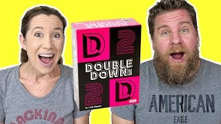 Double Down Game - Doubles Are Trouble