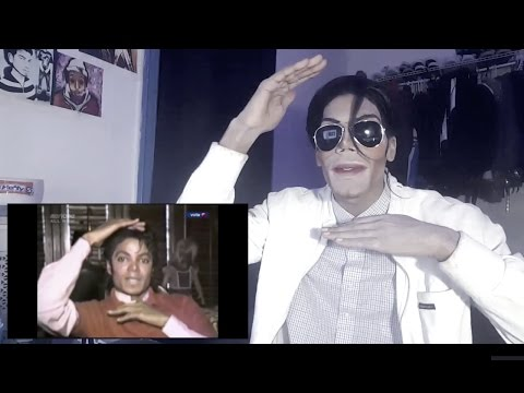 Michael Jackson Reacts to Michael Jackson's Pettiest Moments