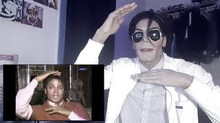 Michael Jackson Reacts to Michael Jackson's Pettiest Moments