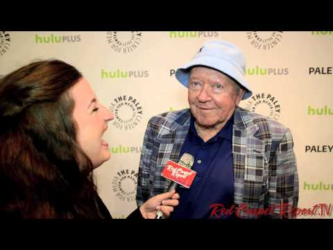 Richard Erdman from Community at PaleyFest 2013