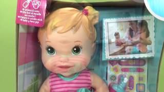 Дочки-Матери с куклой Лиза (Baby Alive)
