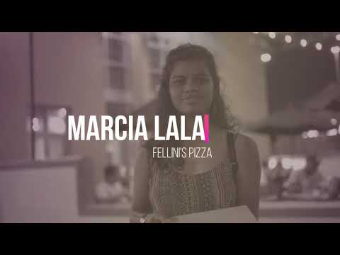 Fellini's vegan pizza