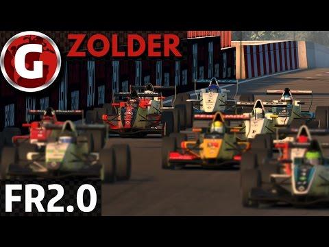 Formula Renault @ Circuit Zolder