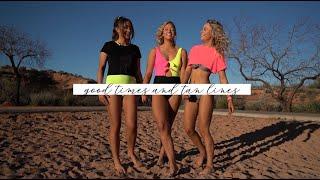 Good Times & Tan Lines | AW Creates