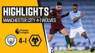 Defeat at the Etihad | Manchester City 4-1 Wolves