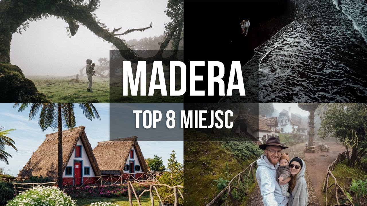Download MADERA w 7 dni. TOP 8 atrakcji na wyspie wiecznej wiosny
