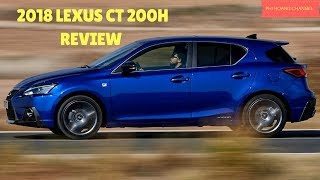 2018 Lexus CT 200h Review - Auto Review  - Phi Hoang Channel.