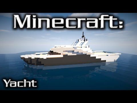 Minecraft: Medium Yacht Tutorial 5