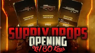 bo3 supply drops opening x460 keys