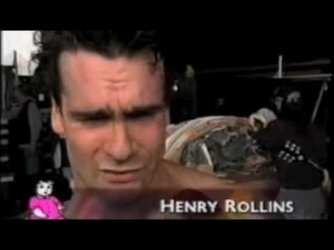 Henry Rollins Interview attempt 1995