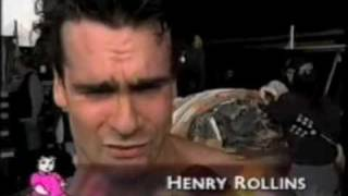 Gambar cover Henry Rollins Interview attempt 1995