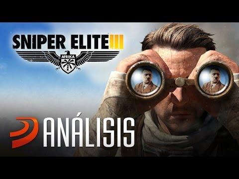 """Sniper Elite 3: """"Análisis 3DJuegos"""" (HD 1080p)"""