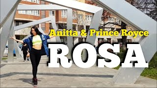 ROSA - Anitta & Prince Royce | ZUMBA Fitness | DANCE choreo