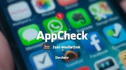 AppCheck – 3sat Mediathek