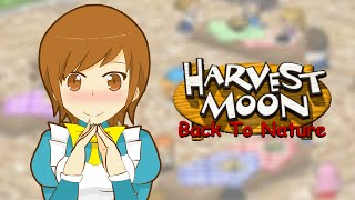 Harvest Moon in a Nutshell - Back to Nature / Friends of Mineral Town