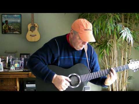Papalina Lahilahi - Hawaiian Slack Key Guitar
