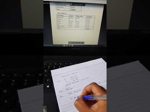 Mapel Prakarya dan Kewirausahaan Bidang Kerajinan Kelas XI KD 3.3 Perhitungan Titik Impas Kerajinan .