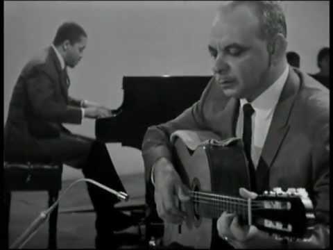 LAURINDO  ALMEIDA With THE MODERN JAZZ QUARTET  Fugue In A Minor  1964