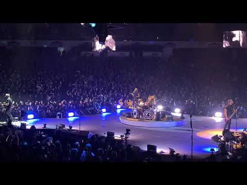 "Metallica 102218 ""Seek & Destroy"" at Spectrum Center in Charlotte,NC"