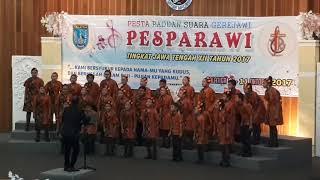 JUARA 1 PESPARAWI JAWATENGAH 2017 PSA KOTA SURAKARTA