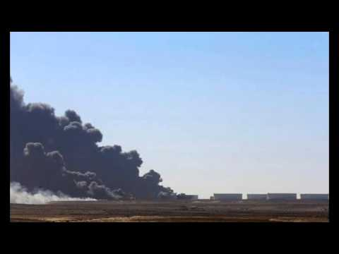 Libya's Air Force Bombed Tanker In Islamist-Held Port