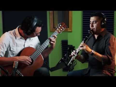 Tres Danzas Ticas para Clarinete y Guitarra - Calypso