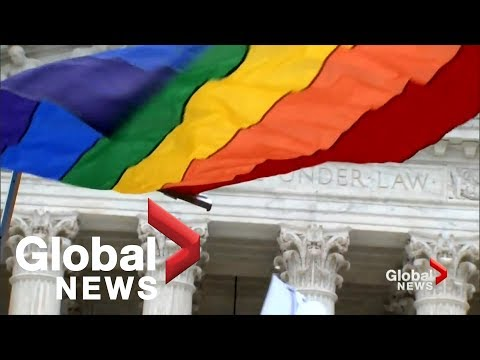 LGBTQ2 Employment Rights Tested In Landmark Supreme Court Cases