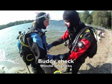 GUWAA Sweden - Clean up day - Eco Dive AB Stockholm