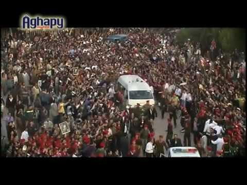 برومو فيلم قصة حياة البابا شنودة الثالث - الراعي