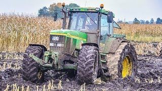 Biggest tractors | Case IH, John Deere, Fendt, Challenger and many more | Our BEST OF 2015
