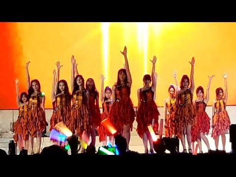 JKT48 - Kilat yang indah (konser 6th birthday party, bigbang jakarta 2017, JIEXPO kemayoran)