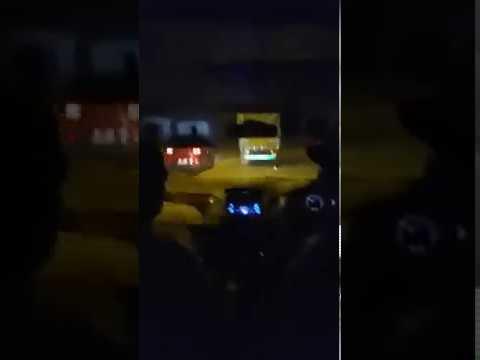 NIGHT OUT FUN   CAR DRIVE WHATSAPP STATUS