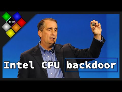 How Intel Wants To Backdoor Every Computer In The World | Intel Management Engine Explained