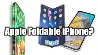 Apple Foldable iPhone or 360 Displays? What's Next For Apple?