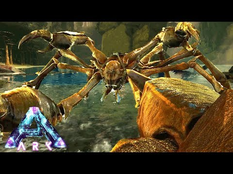 TAMING A KARKINOS w/Meola! (ARK ABERRATION EPISODE 18) *Live*