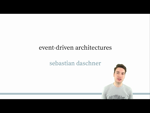 5. Introduction to event-driven architectures - Event Sourcing, Distributed Systems & CQRS