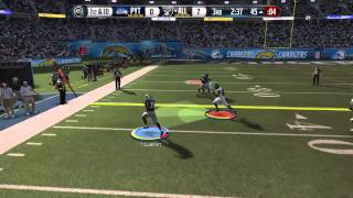 Madden 15- MIKE TOLBERT SHATTERS ANKLES