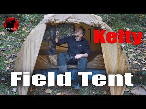 Interesting Design! - Kelty One Man Military Field Tent - Preview