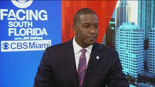 Facing South Florida: One-On-One With Gubernatorial Candidate Andrew Gillum Part I