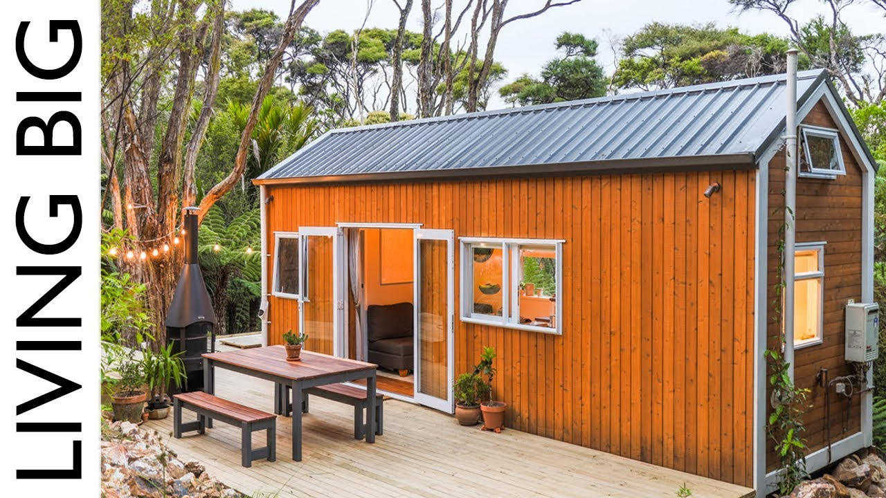 Architect And Designer Couple Create Spectacular Tiny House In The