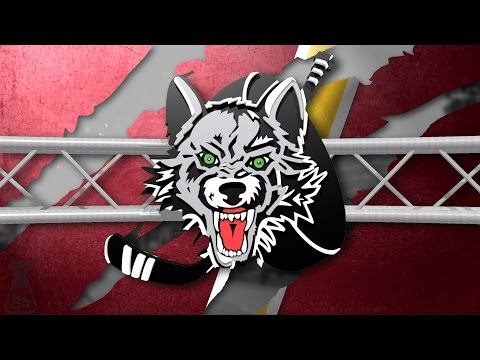 Chicago Wolves 2017 Playoff Goal Horn