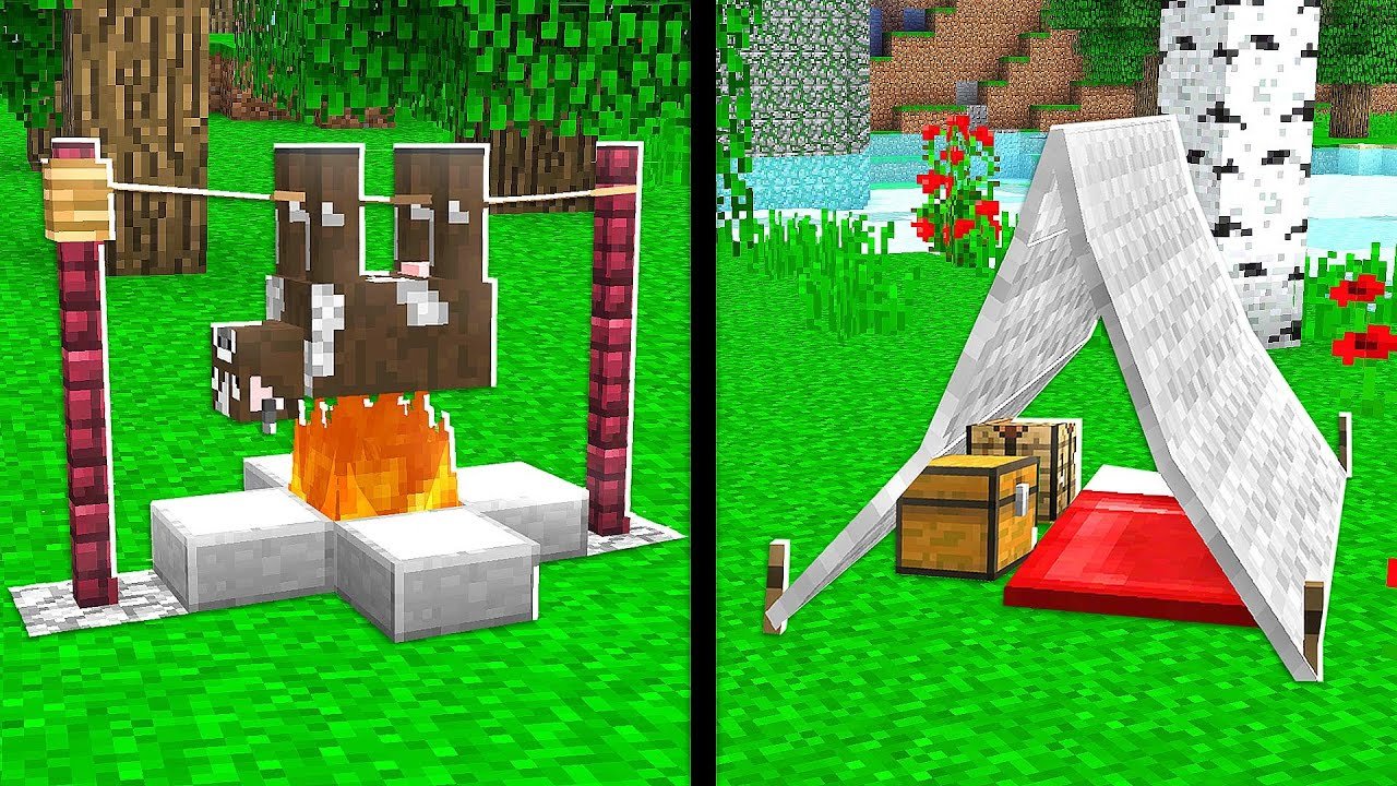 5 Things You Didn't Know You Could Build in Minecraft! (NO ...