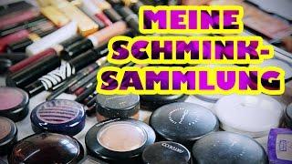 MEINE SCHMINKSAMMLUNG | KIM GLOSS